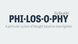 philosophy-def